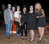 Cursed (Andy WXx2009) Tags: group portrait nightshot men women people girls outdoors halloween makeup facepaint ghouls ghosts cosplay colours costumes llantwitmajor fancydress man undead blonde brunette legs sexy minidress vampires zombies crowd corpse tightfit beauty style streetphotography party horror