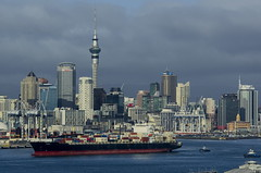 Cityscape (gil278) Tags: northhead auckland nz cityscape harbour skytower