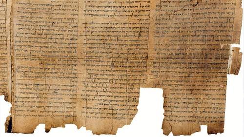 Dead Sea Scrolls-