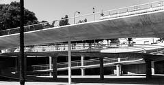 ligne,ombre et lumière (Rudy Pilarski) Tags: nb bw courbe ombre shadow architectura nikon tamron 18270 d7100 travel voyage séville espagne