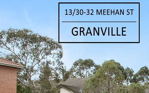13/30-32 Meehan St, Granville NSW 2142