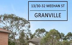 13/30-32 Meehan Street, Granville NSW