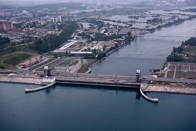 Модернизацией Иркутской ГЭС займутся новосибирцы исызраньцы