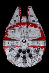 "Heavily modified YT 1300 ""Red Fox"" (Freighter Wars) (Marshal Banana) Tags: starwars yt1300 galacticcivilwar"