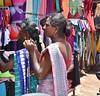 Two hijras in Tiruchirappali market (1) (Prof. Mortel) Tags: india tiruchirappali tamilnadu hijra
