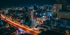 Long Exposure | Bangkok (the__governor) Tags: thailand bangkok travel colorful longexposure city