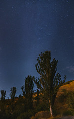 Milky way (runovv) Tags: caucasus armenia armenian night sky longexposure stars moon milkyway mountains