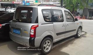 Foton Midi SWB 02 China 2014-04-17