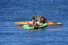 Only 2 with PDFs (D70) Tags: only 2 with pdfs a hot day but cold water kayak paddles life jackets spanishhills nikon d750 150600mm f563 ƒ130 7611 mm 14000 2500 spanish hills galiano island bc canada 7611mm