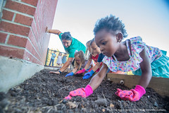 Week in Photos - 61 (Ole Miss - University of Mississippi) Tags: 2017 skb3162 willieprice daycare garden kids children seeds plant planting sowing farm mississippifarmtoschoolnetwork