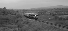 Irish Rail 071 + 073 at Stagmount. (Fred Dean Jnr) Tags: munsterdouble railtour irishrail 071 073 stagmount lc rathmore kerry october2017 rpsi iarnrodeireann 071class
