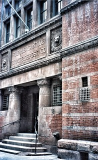 Baltimore  Maryland ~ Mercantile Trust and Deposit Co ~ Historical Building