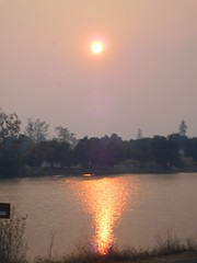 October 11: Fire Haze