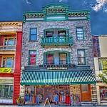 Lake Saranac  ~ New York ~ Roberts Block ~  77 - 79 Main Street thumbnail