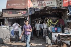 Mumbai - Bombay - Dharavi slum tour-38