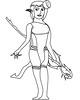 elfa_vetor (allisonsergipano2) Tags: trabalho ilustrações