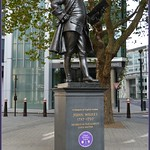 John Wilkes Statue: London. thumbnail