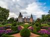 Mi castillo no es de guerra (Jesus_l) Tags: europa francia chartres maintenon loir castillos jesusl