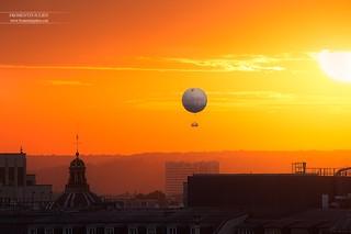 Ballon Generali, Paris