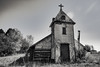 Old Cabin Church (Off The Beaten Path Photography) Tags: church cabin old rural ruraldecay america decay abandoned abandonedindiana