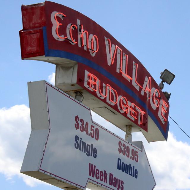 Echo Village Budget Motel - Winchester, VA
