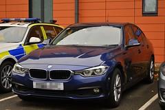 Unmarked CMPG Motorway Car (S11 AUN) Tags: west midlands police wmp cmpg centralmotorwaypolicegroup bmw 330d 3series saloon unmarked anpr traffic car rpu roads policing unit 999 emergency vehicle
