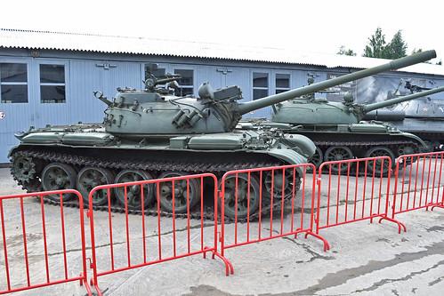 T-55A – Kubinka Tank Museum