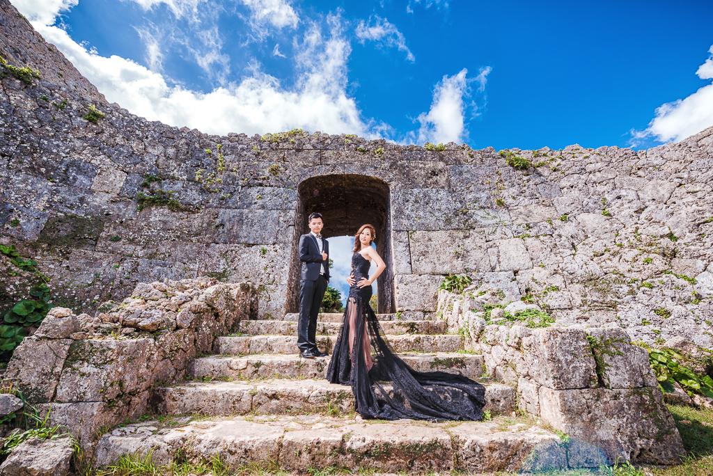 沖繩海外婚紗、自助婚紗-婚攝大嘴 (1)