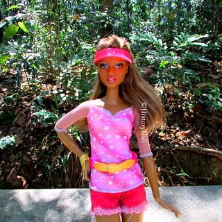 Boa Tarde , meninas e meninos! Vai ter surra de#MakiniHudson sim, eu estou apaixonado nela 😍😍😍😍 . . . #BoaTarde  #goodmorning #Doll #Barbie #Barbiegirl #BarbieDoll #BarbiePhoto #barbiephotography #Barbiegram #Br
