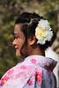 Maruyama-kōen   Flower in hair (Toni Kaarttinen) Tags: japan 日本 japonia اليابان японія япония japó japonsko jaapan ژاپن japani japon xapón ιαπωνία יפן जापान japán jepang an tseapáin giappone 일본 japāna japonija јапонија japão јапан japonska japón hapon ประเทศญี่ปุ่น japonya nhật bản japanese kyoto kioto 京都 kyōto kyōtoshi temple shrine higashiyama ril woman kimono maiko geiko geisha flower maruyamakōen maruyamakoen maruyama koen park hanami sakura