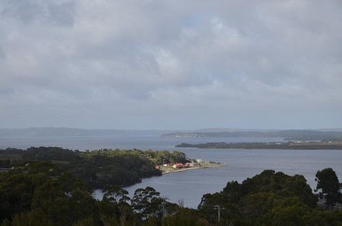 Macquarie Harbour morning