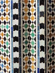 Colors of Fez EXPLORED! (Shahrazad26) Tags: fès fez fèselbali marokko morocco maroc zellig zellij mozaïek madrasacherratine