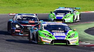 Lamborghini Huracan GT3 / Vito Postiglione / ITA / Christian Engelhart / DEU / Imperiale Racing