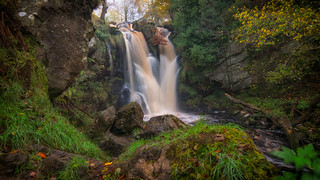 Desolation falls... (inExplore)