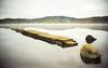 Scotland , still . (Nicolas Valentin) Tags: scotland lochard ard ecosse water loch lake rocks jetty