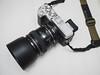 Canon EF 85mm f1.8 (Vincent F Tsai) Tags: camera cameraporn gear lens panasonic lumixgx8 metabones speedbooster canonef85mmf18 leicadgsummilux25mmf14 product flash metz af1 microfourthirds m43 mirrorless dsptch strap