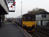 150128 Liskeard (2) (Marky7890) Tags: gwr 150128 class150 sprinter 2p92 liskeard railway cornwall cornishmainline train