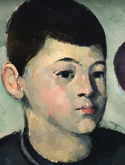 CEZANNE,1881-82 - Portrait de Paul, Fils de l'Artiste (Orangerie) - Detail 29 (L'art au présent) Tags: art painter peintre details détail détails detalles painting paintings peinture peintures 19th 19e peinture19e 19thcenturypaintings 19thcentury frenchpaintings peinturefrançaise frenchpainters peintresfrançais tableaux museum musée paulcézanne paulcezanne cezanne cézanne fils son family famille figures personnes people pose model portrait portraits face faces visage boy littleboy garçon enfant kid kids child children france paris