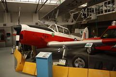 Chipmunk T.10 (Pentakrom) Tags: raf manston history museum de havilland canada chipmunk wp772 dhc