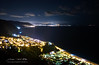 Bagnara e lo Stretto... di notte (Giuseppe Tripodi) Tags: calabria strettodimessina mare night luce light landscape paesaggio cielo notte sea lungomare promenade