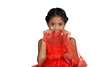Andi (eda_abrenica) Tags: nikond800 nikkor24120f4 andi andrea whitebackground portrait reddress cls sb910 sb600 sb700
