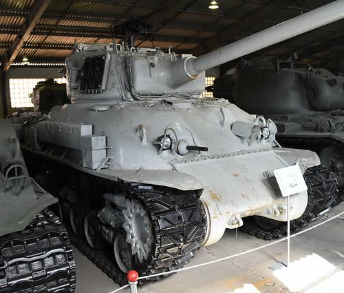 M-51 Sherman – Kubinka Tank Museum