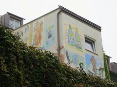 Regensburg artistic expression #1 (jimsawthat) Tags: urban regensburg germany murals artisticexpression