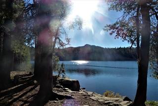 SPARKLING SILVER LAKE
