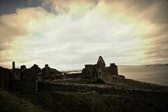 Dunluce Castle, Northern Ireland UK (John Panneman Photography) Tags: castle old building sepia portrush coast sea water northernireland panneman uk nikon d610 dunluce