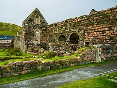 Iona Nunnery Church (Geordie_Snapper) Tags: autumn canon5d3 iona ionanunnery isleofmull saoghalnamban september sunnyovercast