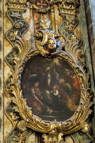 La Catedral de la Santa Cruz y Santa Eulalia