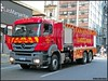 Mercedes Benz AXOR 3344 (Pablo R. Martínez) Tags: mercedesbenz axor 3344 bomberos fire firetruck cisterna tanque uruguay montevideo desfile aniversario