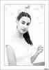 Mirada en vuelo (V- strom) Tags: blanconegro blackwhite monocromo monochrome texturas textures nikon nikon2470 nikon50mm nikon105mm recuerdo memories luz light retrato portrait mirada mujer look