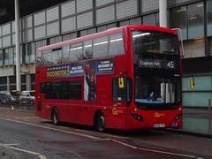 The final week: Go-Ahead London Central Volvo B5LH/MCV EvoSeti BV66VFZ (MHV67) Midland Road London 04/11/17 (TheStanstedTrainspotter) Tags: london bus buses transport public publictransport goaheadgroup goahead goaheadlondoncentral londoncentral central volvo b5lh volvob5lh mcv evoseti mcvevoseti mhv67 bv66vfz stpancras stpancrasinternational 45 claphampark midlandroad tfl red transportforlondon